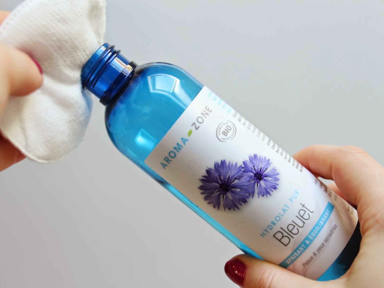 hydrolat bleuet aromazone