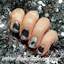 Nail Art of the Day: Halloween Spiders and Webs