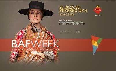blog acreditado en el BAFWEEK