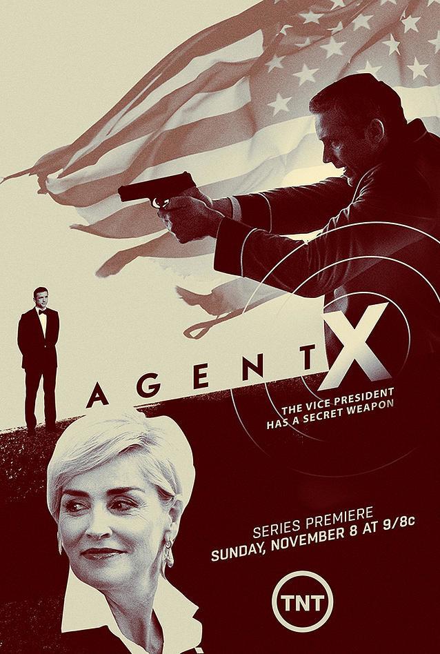 Agent X Season 1 EP.1-7 ซับไทย