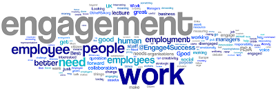 wordcloud generated from hashtag #RSAemployment
