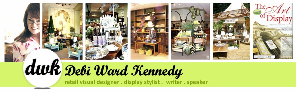 Debi Ward Kennedy . writer & designer