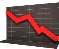 Sales numbers down blackberry