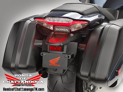 2014 Honda CTX1300 Saddlebags Storage area CTX 1300 wide rear tire 200