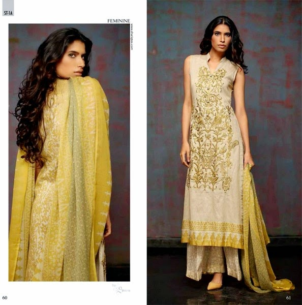 Feminine Eid Dress Collection -14