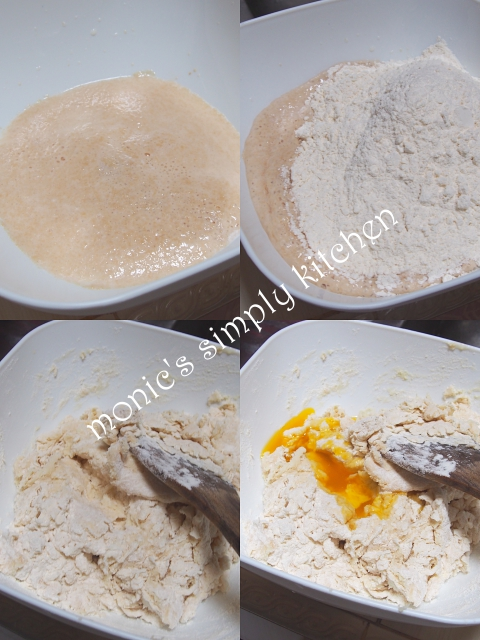 membuat roti sangjin ko