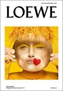LOEWE AW2019 AD CAMPAIGN