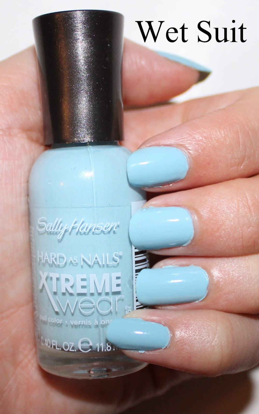 Sally Hansen Xtreme Wear in Wet Suit Swatch