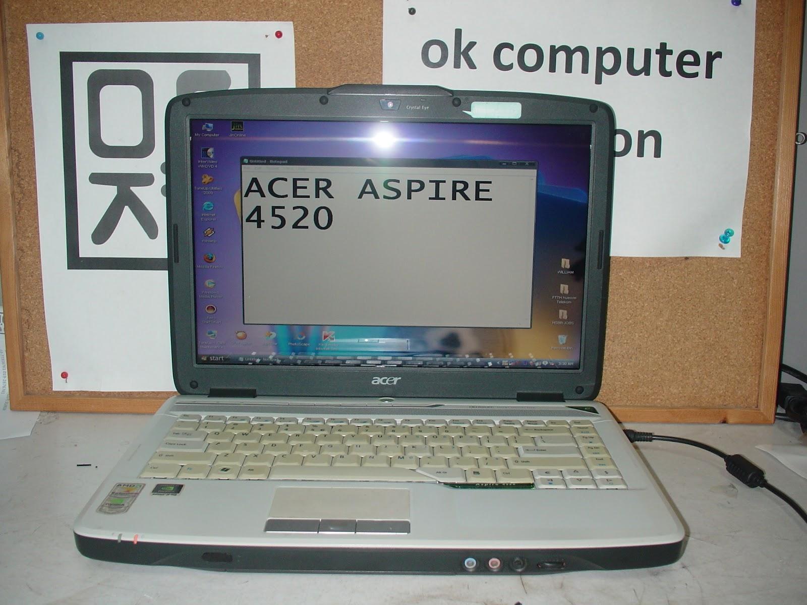 Laptop Screen Repair Acer Aspire Parts Diagram Pictures