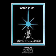 Star Wars Alapító Tag