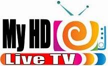 My HD live tv - Magazine cover