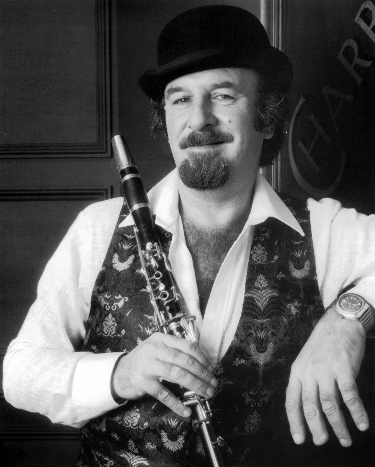 Portrait of Acker Bilk | Ses Rêveries