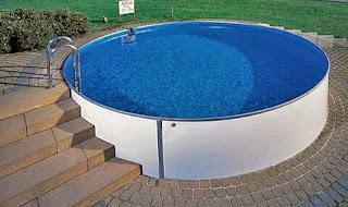 Строительство и оборудование бассейнов фото