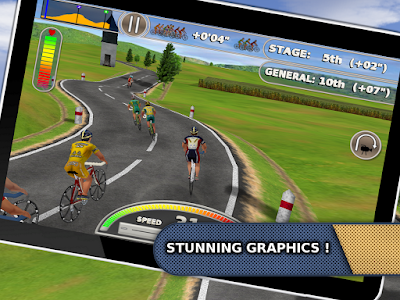 Cycling 2013 Full Version Apk v.1.4 Direct Link