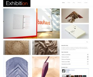 Exhibition WordPress Theme
