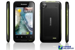 lenovo a660 smartphone