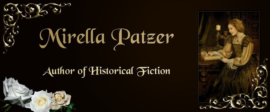 Mirella Sichirollo Patzer - Historical Fiction Author