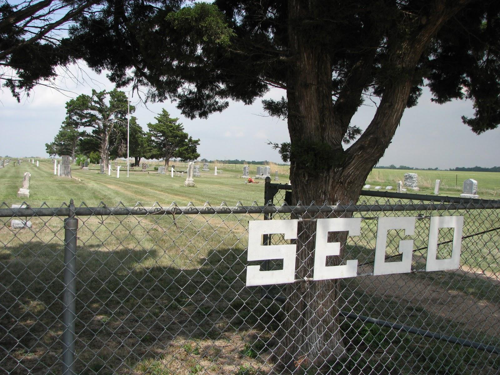 Kansas reno county turon - Reno County S Sego Nothing But A Graveyard