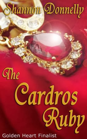 Donnelly--The Cardros Ruby