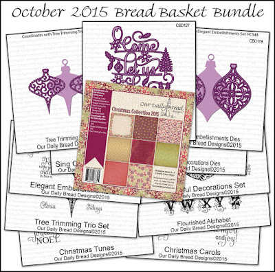 Our Daily Bread Designs October 2015 Bread Basket Bundle