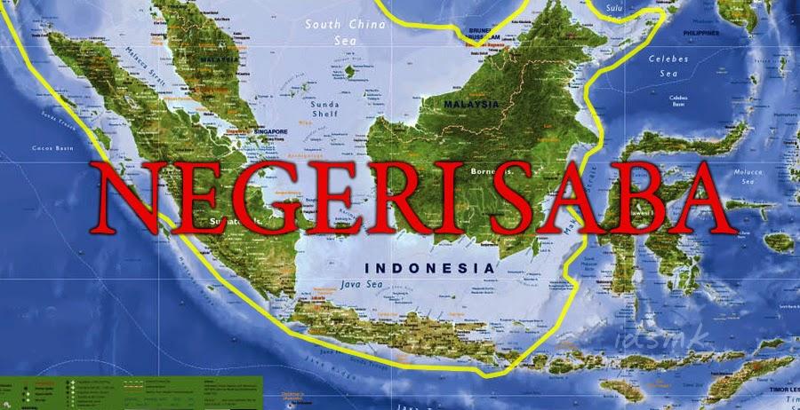 apakah benar Indonesia negeri saba