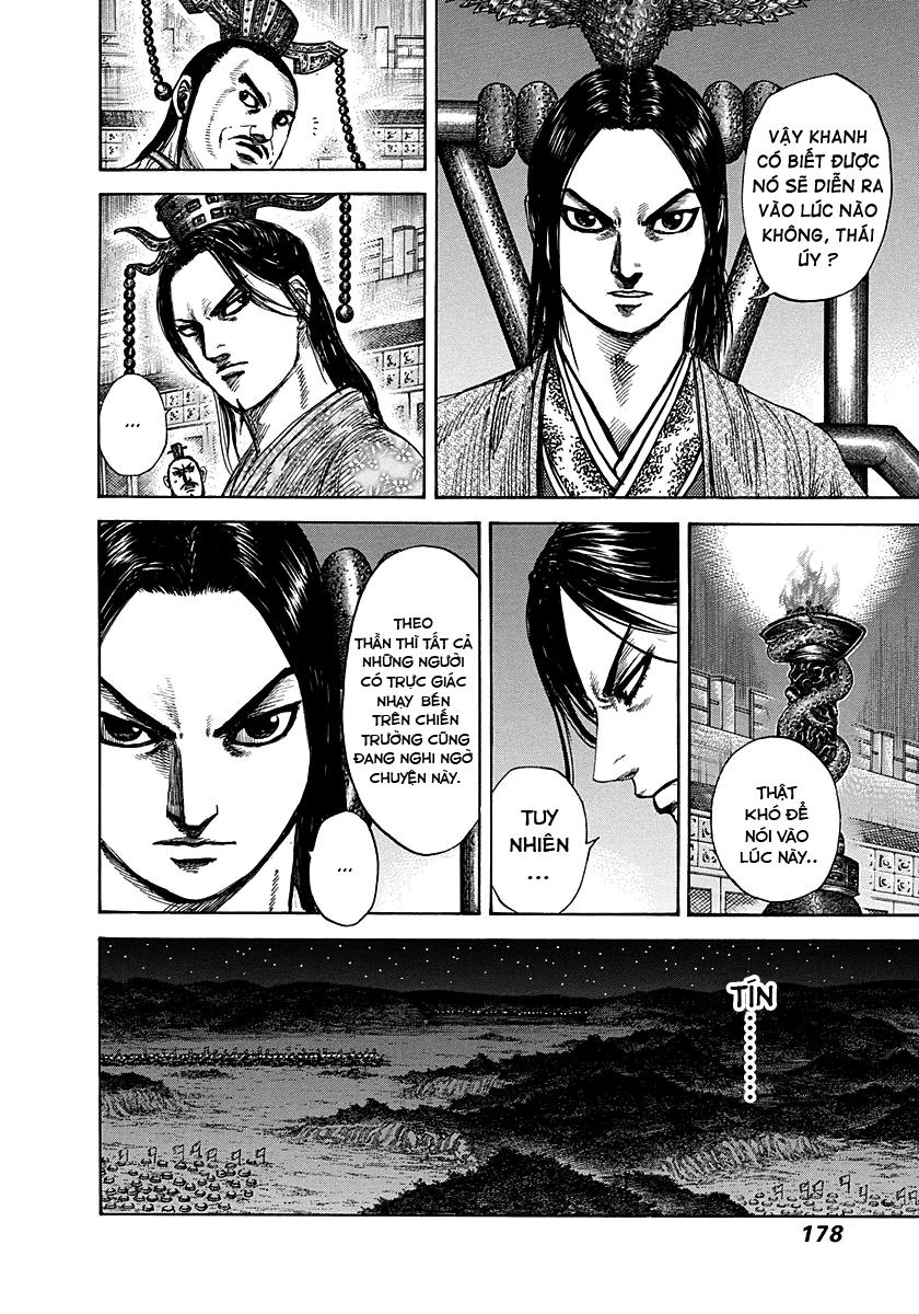 Kingdom – Vương Giả Thiên Hạ (Tổng Hợp) chap 293 page 10 - IZTruyenTranh.com