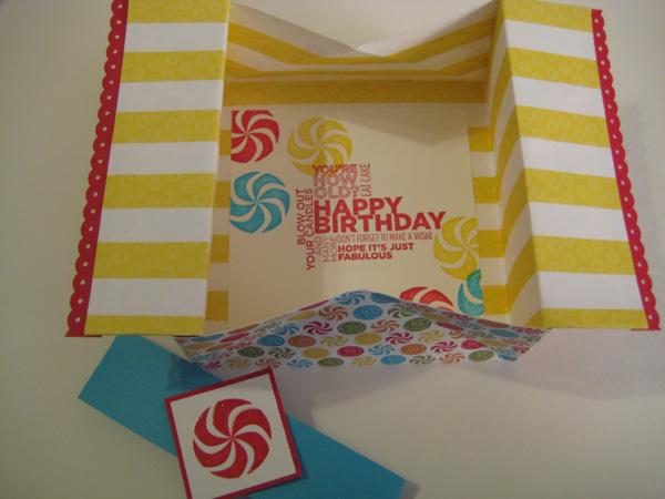 Great Minds Ink Alike Birthday Box Card