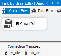 Bulk Insert Task package