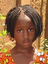 Kamaldine - Burkina Faso (BF-624), Age 6