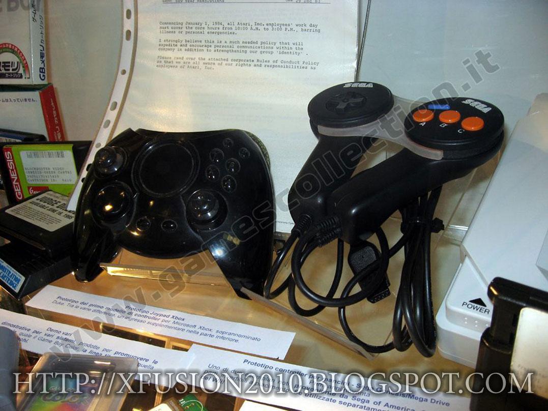 Original Xbox Mexican Prototype DUKE controller