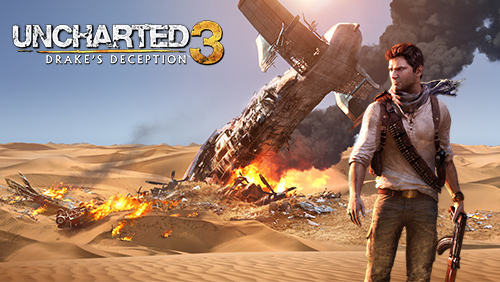 PS3 volta a custar R$1.599 e Uncharted 3 é adiado novamente no Brasil 2010-12-09-Uncharted-3-announcement