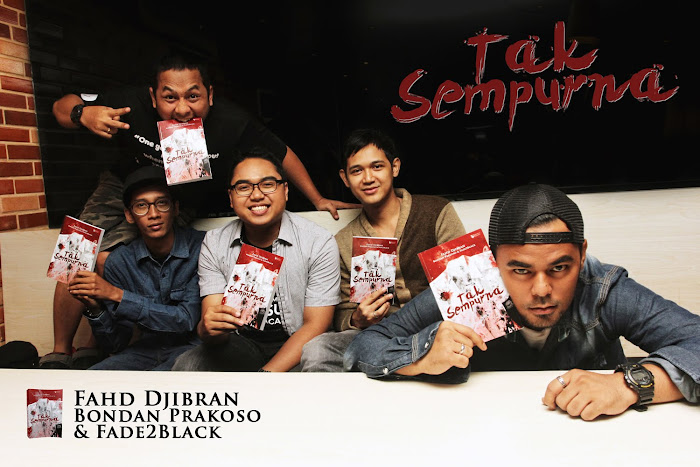 Launching #NovelTakSempurna