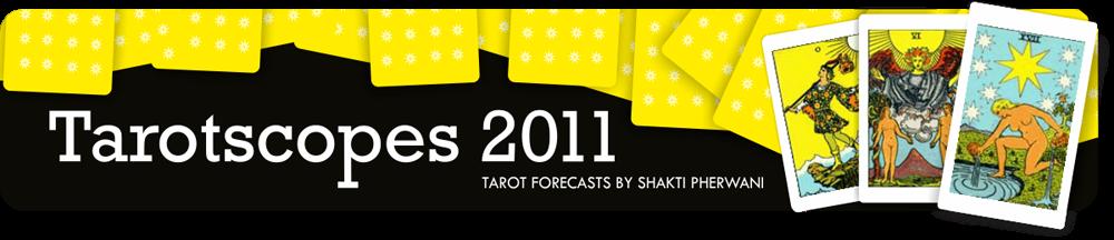 Tarotscopes 2011