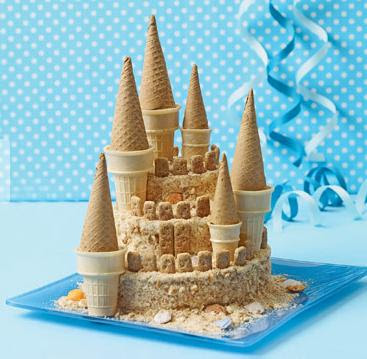 Como hacer una torta castillo de princesas - Como hacer un photocall cumpleanos ...