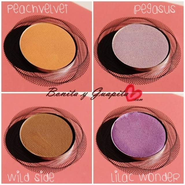 pegasus wild side peach velvet lilac wonder nabla