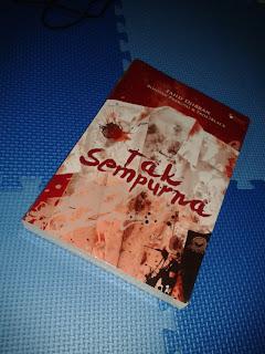 Cover Novel Tak Sempurna