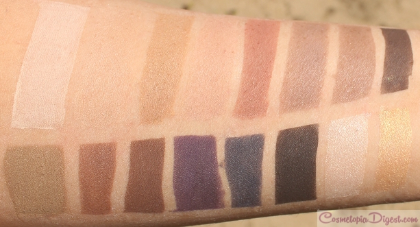 IT Cosmetics Naturally Pretty Celebration palette review, swatches