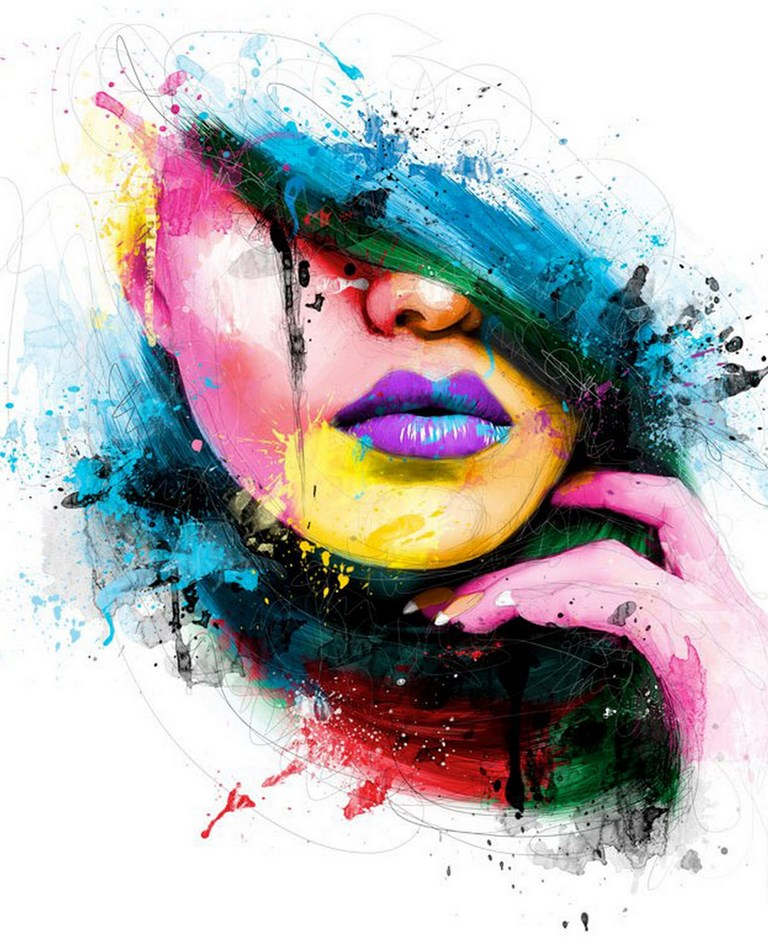 Caras+De+Pinturas+Modernas Cuadros Modernos Pinturas : Los mejores