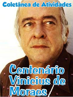 Coletânea de Atividades Centenário Vinicius de Moraes