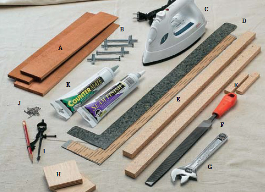 Kitchen and bathroom renovation how to install a post for Bathroom renovation tools