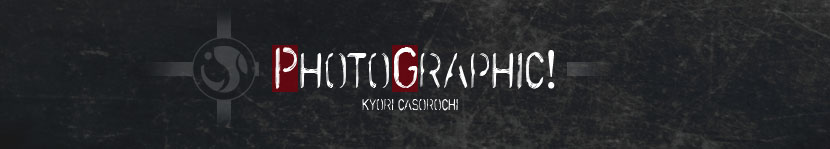 PhotoGraphic! - kyori casorochi