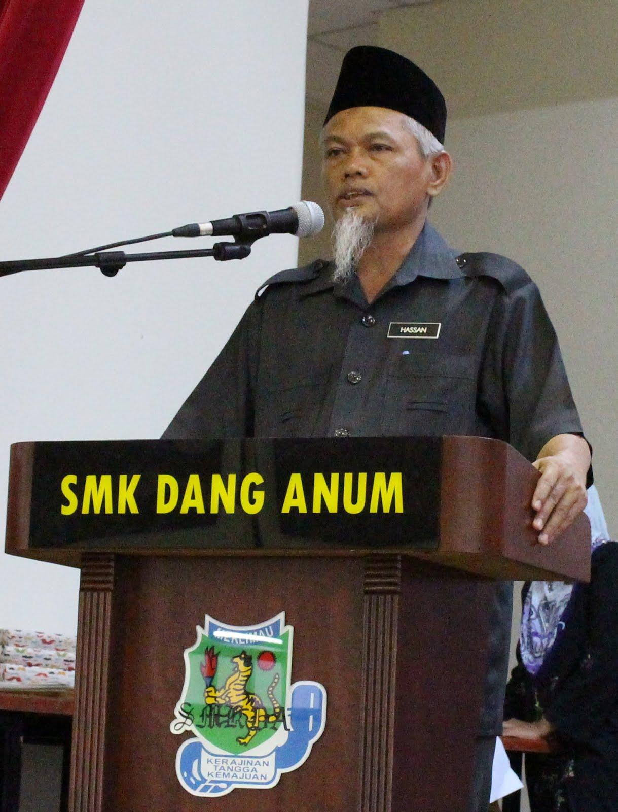 Pengetua SMKDA