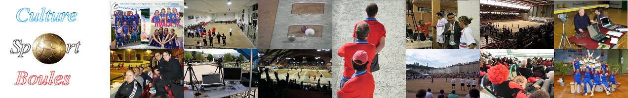 Culture Sport Boules