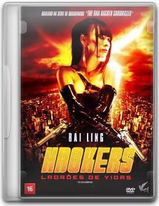 Capa Hackers   Ladrões de Vidas   DVDRip   Dual Áudio