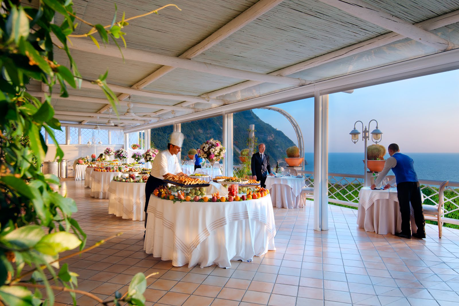 Sorriso Resort Ischia - Ristorante - Restaurant