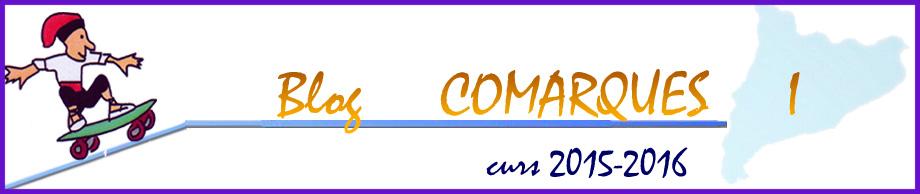 Comarques I - curs 2015/16