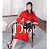 AD CAMPAIGN: Sun Fei Fei for Dior, Fall/Winter 2014
