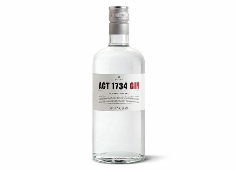 Antología de ginebras y sus packagings