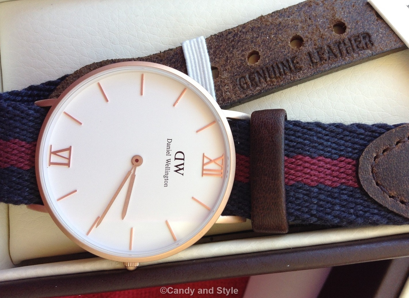 Daniel Wellington Watch: Grace London