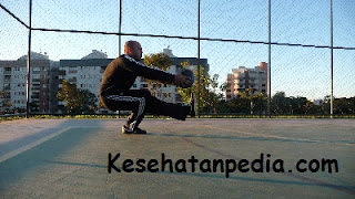 Manfaat squat jump